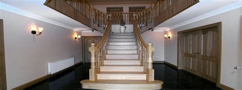 Pictures Of Painted Staircases In Homes by Home Mcquillan Staircases