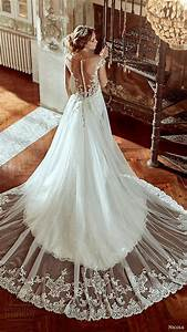 nicole 2017 wedding dresses wedding inspirasi With wedding dress train