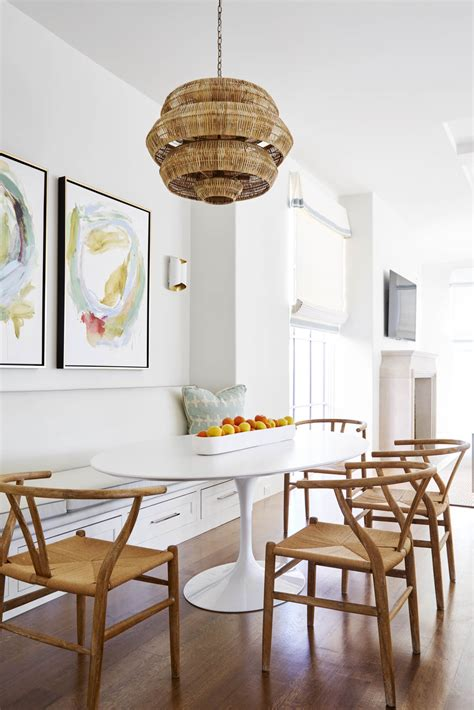 kitchen banquette furniture 10 tulip tables for a chic dining room
