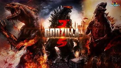 Godzilla Wallpapers Desktop Background 4k Mothra Fan
