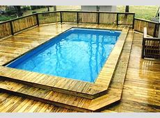 Deck Designs For Above Ground Round Pools Custom Above