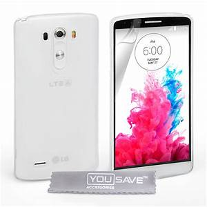 Yousave Accessories Lg G3 Silicone Gel Case