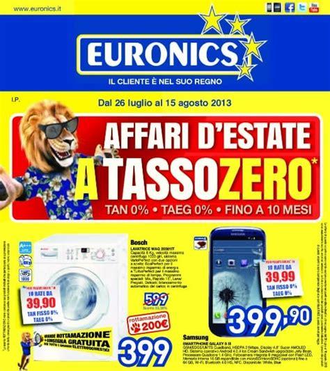 Volantono Euronics Ultimo Volantino Euronics Gruppo Dimo Tante