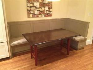 Kitchen Bench seat - Traditional - Kitchen - Toronto - by