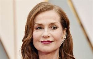 Nominee Isabelle Huppert Stuns in Armani on Oscars 2017 ...