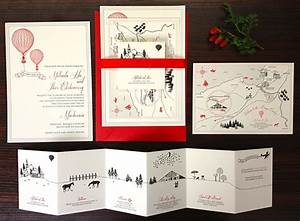 rustic basque country wedding invitation on behance With wedding invitation printing hong kong