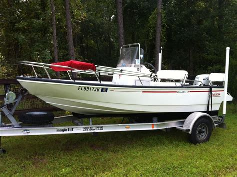 Boston Whaler Boats Forums by 1995 Boston Whaler 15 Dauntless Sold The Hull