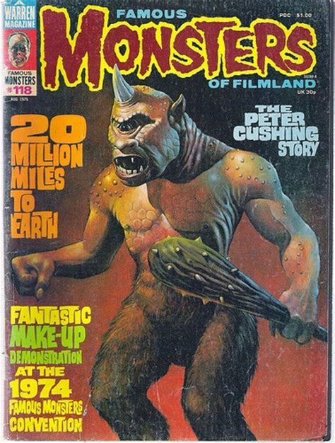 15 Best Images About Famous Monsters Covers On Pinterest