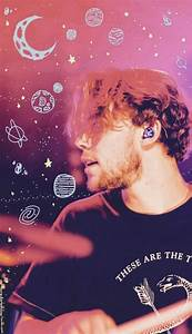 ashton irwin, wallpaper, 5sos lockscreen, lockscreen ...