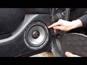 Vw Caddy Autoradio Wechseln : vw golf 3 lautsprecher vorne ausbauen wechseln tutorial ~ Kayakingforconservation.com Haus und Dekorationen
