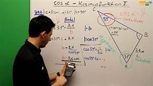 Winkelfunktion Berechnen : cosinus taschenrechner winkelfunktion video mathehilfe24 ~ Themetempest.com Abrechnung