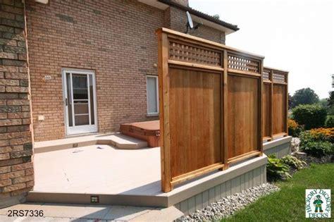Privacy Deck Designs