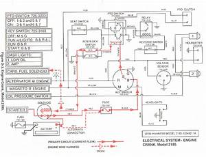 Cub Cadet 128 Voltage Regulator Wiring Diagram