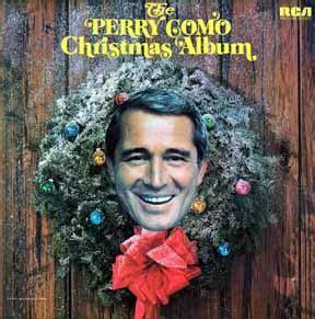 perry como xmas album como perry christmas album lsp4016 anl1929