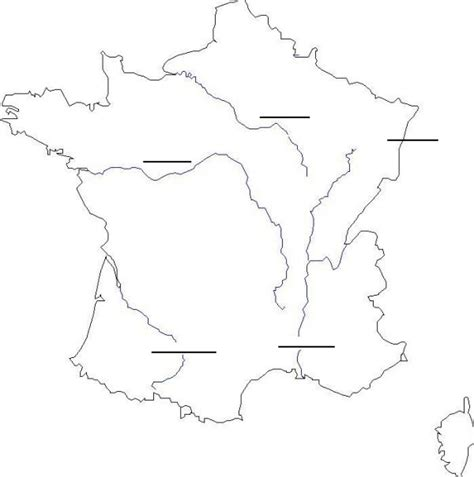 Carte Fleuve De Vierge cartes de r 233 gions villes fleuves massifs