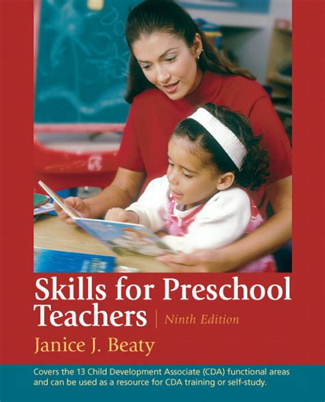 beaty skills for preschool teachers pearson 349 | 0130388408