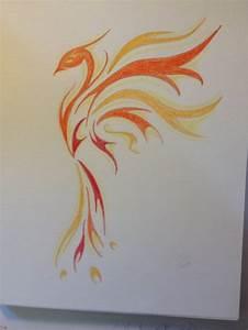 Phoenix Tattoo Art by CassiaChan | tattoo inspirations ...