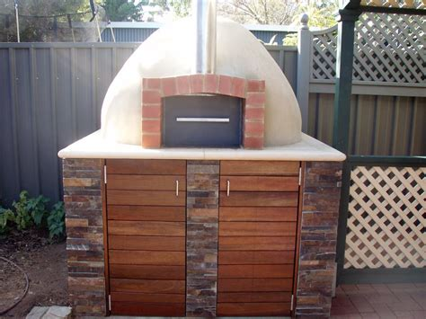 wood fire ovens unearthed landscaping adelaide unearthed