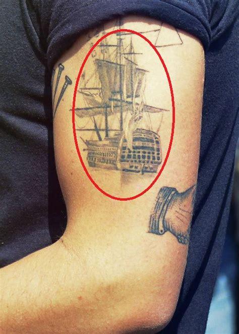 Harry Styles Tattoos