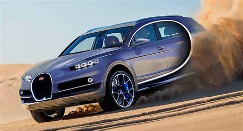 Will Bugatti Be Next To Join The Exotic Suv Craze?