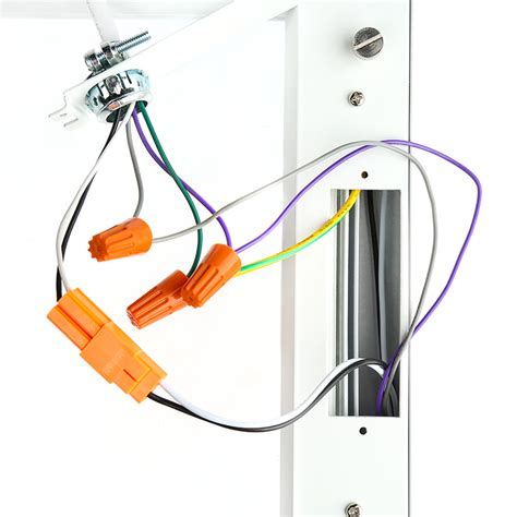 led light fixture wiring dimmable 54w up down led panel light fixture