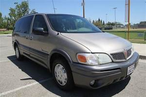Purchase Used 2002 Pontiac Montana 1sa Extended Sports Van