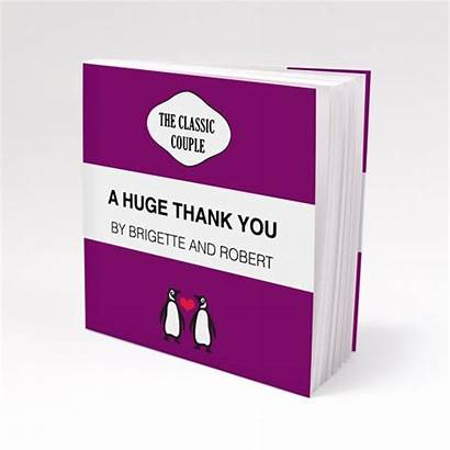 Notepad Personalized Favors Penguin Personalised Favor Couple