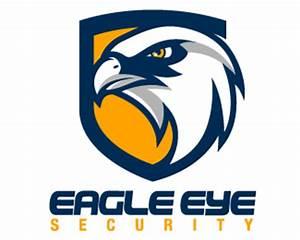 Eagle Eye Security Designed by Gideon6k3 | BrandCrowd