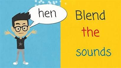 Blending Words Phonics Cvc Song