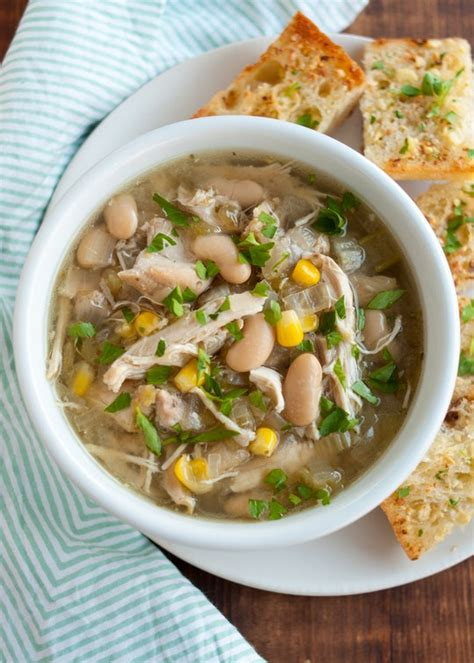 chicken chili recipe cooker recipe slow cooker white chicken chili recipes from the kitchn the kitchn