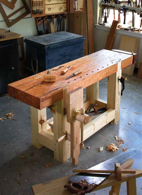 signature series workbench lost art press