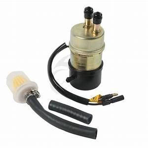 Fuel Filter Pump For Kawasaki Mule 3010 Trans 4x4 Kaf620