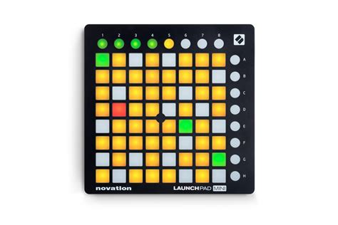 diskon novation launchpad mini mk2 novation launchpad mini mk2 djservice se