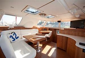 Interior Images  U2013 Antares Catamarans By 40 Grados Sur