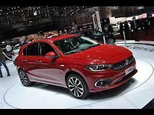 Fiat Tipo 2018 : 2017 2018 new fiat tipo hatchback car review price youtube ~ Medecine-chirurgie-esthetiques.com Avis de Voitures