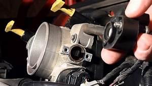 Replacing The Throttle Position Sensor  Dodge Durango 4 7l