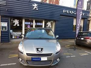 Garage Peugeot Calais : occasion peugeot 5008 business pack hdi 112 ch gps ~ Gottalentnigeria.com Avis de Voitures