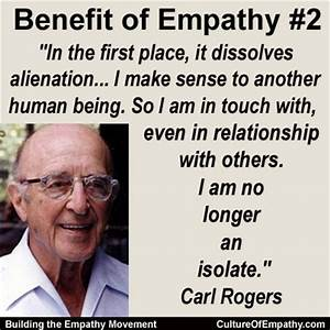 Carl Rogers On Empathy Quotes. QuotesGram