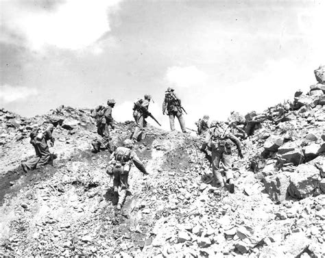 Five Medals Of Honor On Iwo Jima