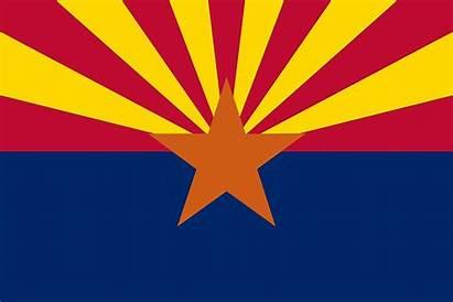 Arizona Flag State Worldatlas