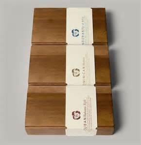 css designer 国外雪茄香烟品牌vi设计 设计之家