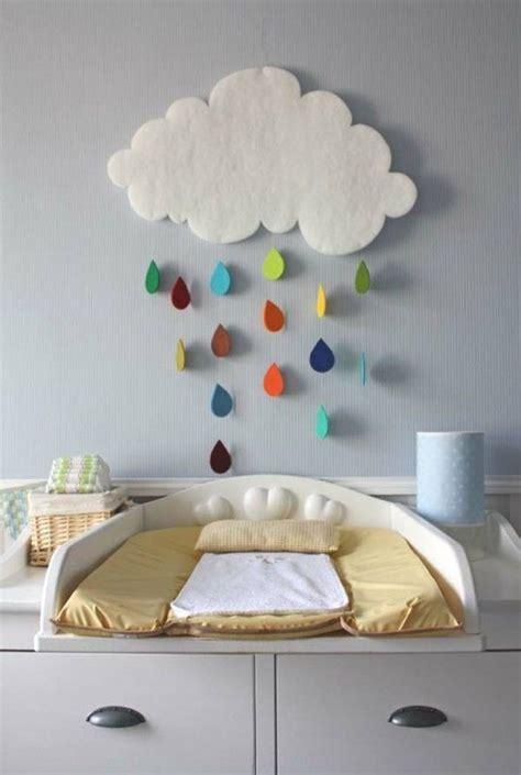 d馗oration chambre londres décoration chambre bébé nuage