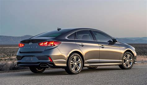 Hyundai Sonat by 2018 Hyundai Sonata Unveiled At New York Auto Show