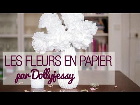 faire des fleurs en papier diy d 233 co de mariage avec dollyjessy