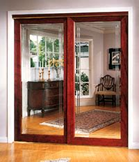 cost to replace a sliding mirror door 2017
