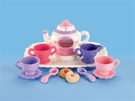 fisher price magical tea for two toys pretend play dress up kitchen