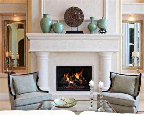 images  fireplace mantel decor  pinterest
