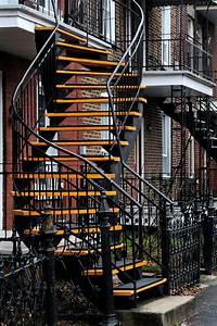 Escalier Exterieur Metal : escalier ext rieur prix moyen selon la forme et le ~ Voncanada.com Idées de Décoration
