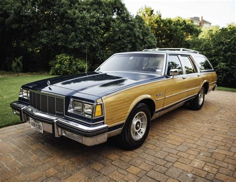 Buick Estate by Single Family Owned 1990 Buick Estate Wagon For Sale On