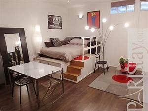 Paris victor hugo large studio apartment for rent etoile for Studio apartments for rent